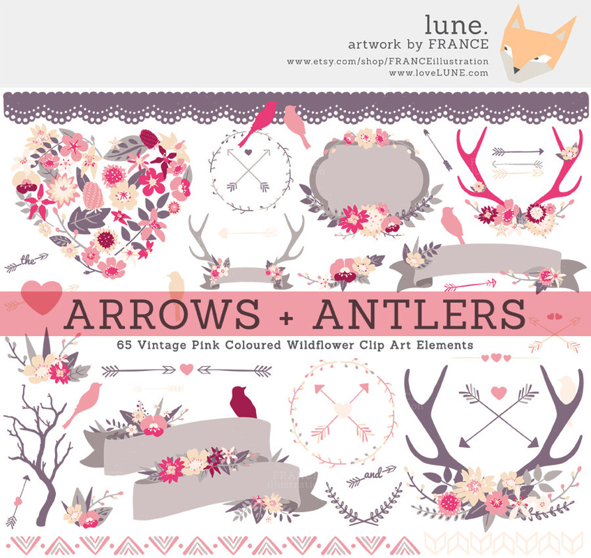 Arrows and Antlers